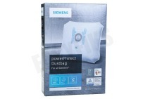 Siemens 17003049  VZ41FGALL PowerProtect Dustbag Alle type G Series