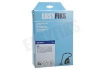 Easyfiks 7226170 Filter Actief HEPA+Koolstof filter S klasse in 1 S 4000/5000 serie SF-AH50
