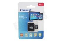 Memory stick Integral 64GB Evo Blue