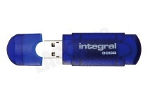 Integral INFD32GBEVOBL  Memory stick Integral 32GB Evo Blue 32GB