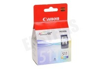 Canon 1426742 Canon printer Inktcartridge CL 511 Color MP240, MP260, MP480