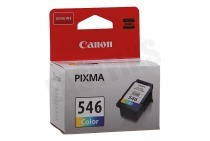 Canon 2005116  Inktcartridge CL 546 Color Pixma MG2450, MG2550