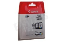 Canon CANBP545P  Inktcartridge PG 545 Black + CL 546 Color Pixma MG2450, MG2550