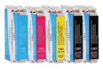 Easyfiks C13T12854010 Epson printer Inktcartridge T1285 Multipack BK/BK/C/M/Y Stylus S22, Office BX305F
