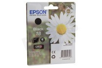 Epson EPST180140 Epson printer Inktcartridge T1801 Black Expression Home XP30, XP142