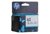 HP Hewlett-Packard HP-C2P06AE HP 62 Color  Inktcartridge No. 62 Color geschikt voor o.a. Officejet 5740, Envy 5640, 7640