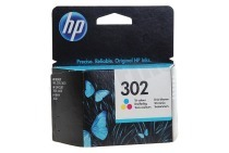 HP Hewlett-Packard HP-F6U65AE  F6U65AE HP 302 Color Deskjet 1110, 2130, 3630