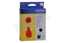 Brother LC121BK Brother printer Inktcartridge LC 121 Black DCPJ132W, DCPJ152W, MFCJ245