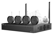 Imou IMOU-KIT-G22P-0360B  Wireless Kit 4 kanalen