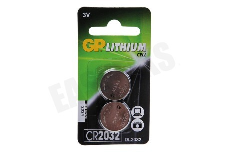 GP  CR2032 Lithium CR2032