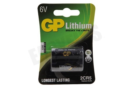 GP  2CR5 Photo battery 2CR5