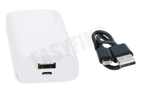 GP  B05A GP B-Series Powerbank 5000mAh Shadow White
