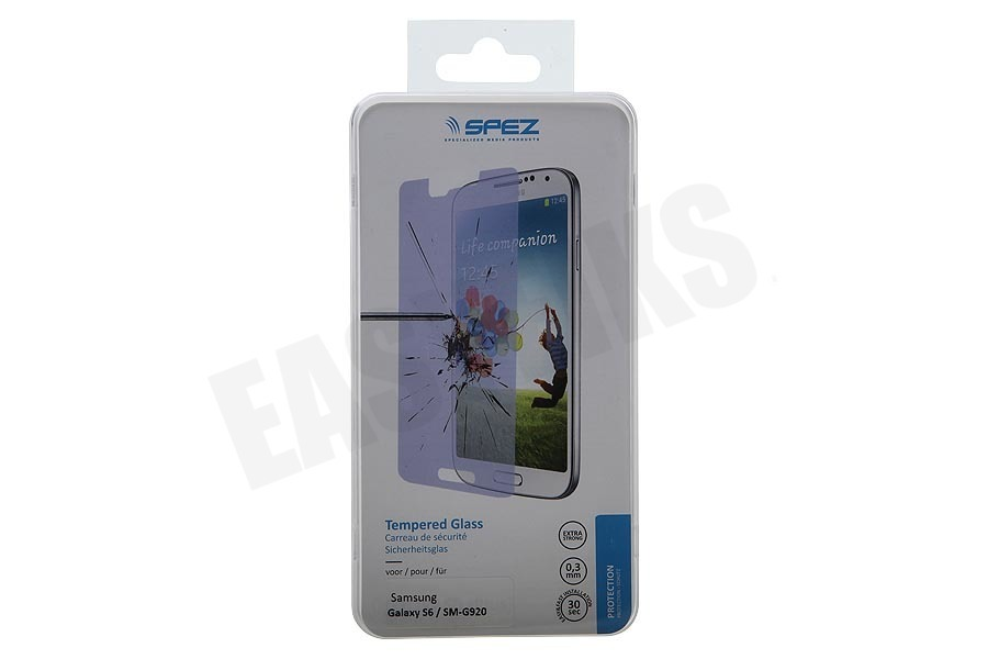 Spez  Screen Protector Tempered Glass Galaxy S6 / SM-G920