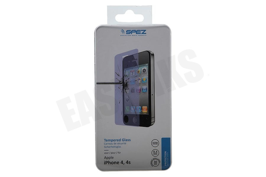 Spez  Screen Protector Tempered Glass
