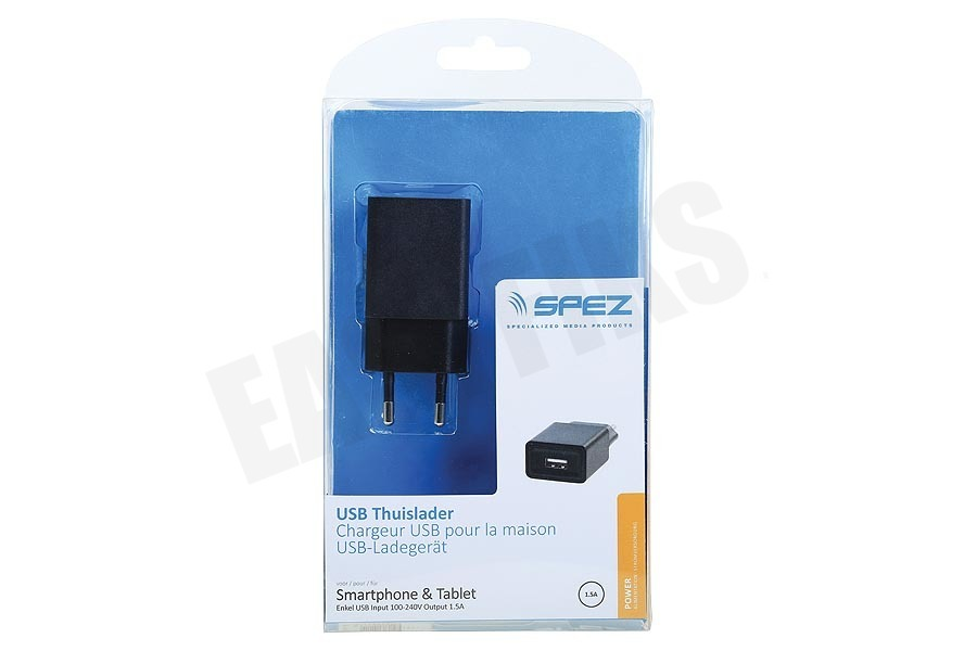 Spez  USB Thuislader 1.5A