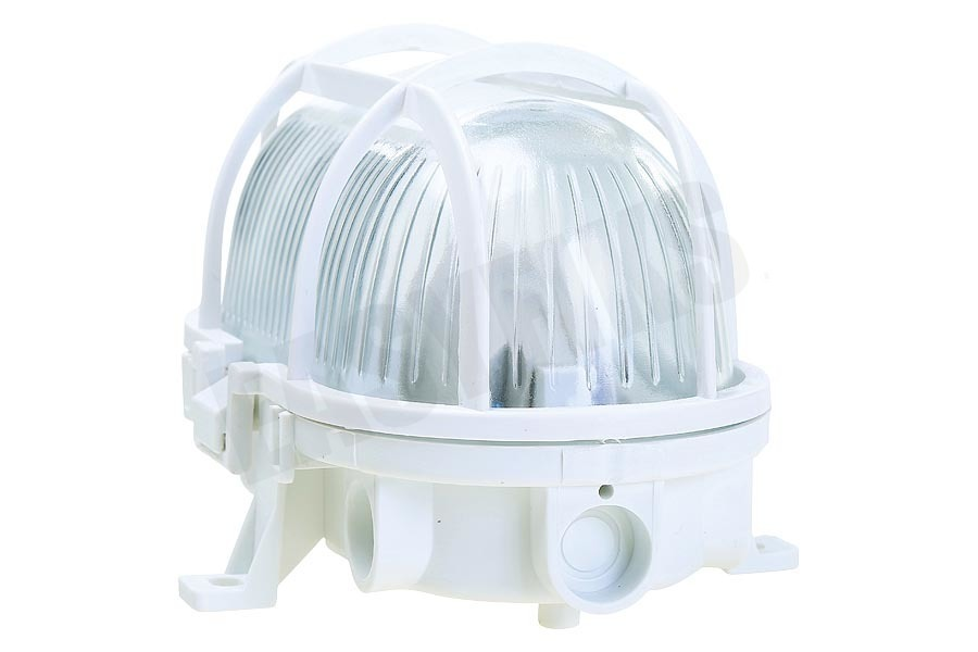 Elektra  Lamp Buitenlamp Wit