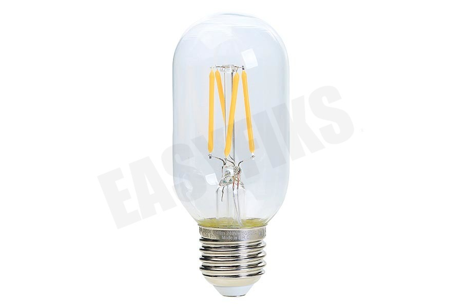 Calex  425496 Calex LED volglas Lang Filament Tube lamp 4W E27