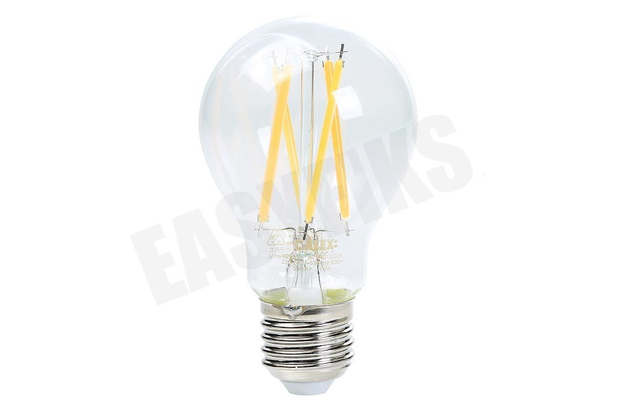 Calex  Smart LED Filament Clear Standaardlamp E27 Dimbaar