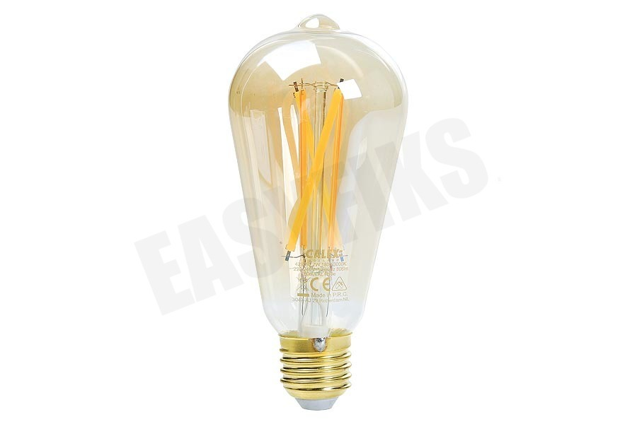 Calex  Smart LED Filament Rustic Gold-lamp E27 Dimbaar