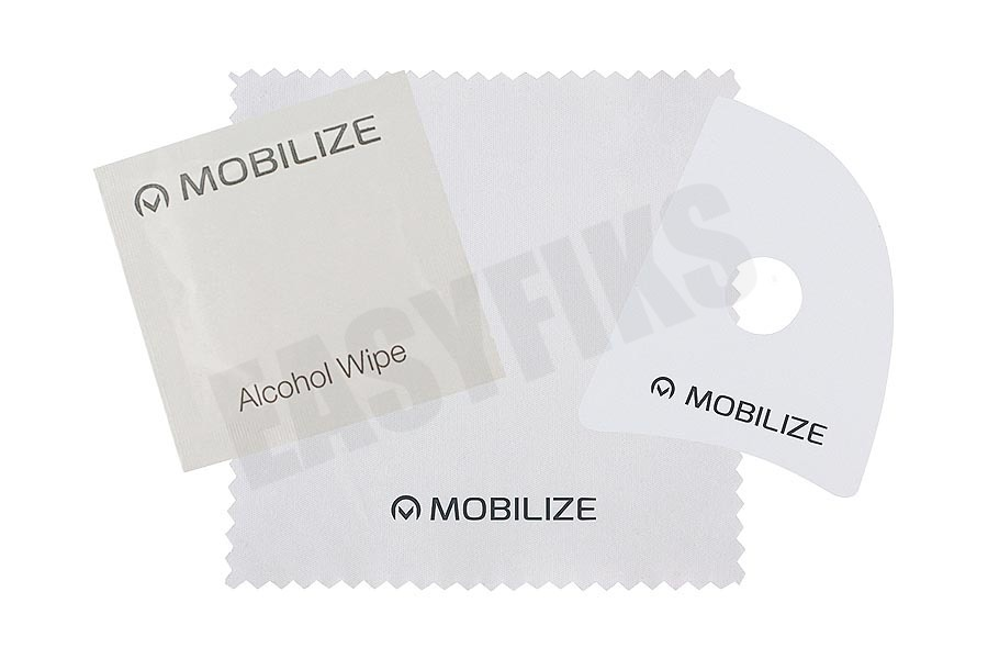 Mobilize  Safety Glass Screen Protector iPhone 6/6S