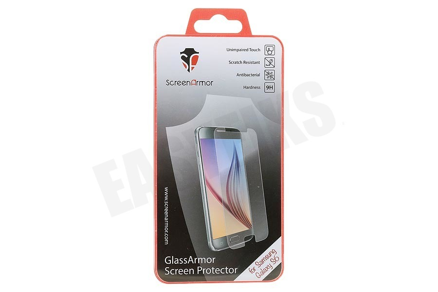ScreenArmor  Screen Protector Safety Glass Regular