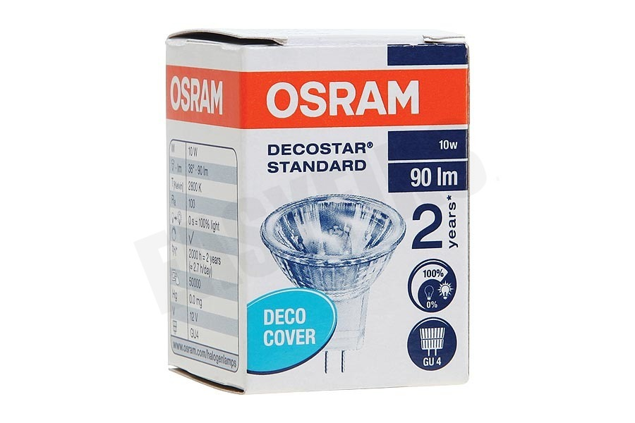 Osram  Halogeenlamp Halogeen steek lamp 1 st