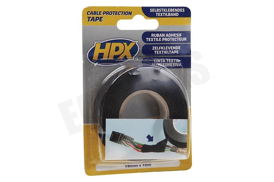 HPX  TP1910 Cable Protection Tape 19mm x 10m