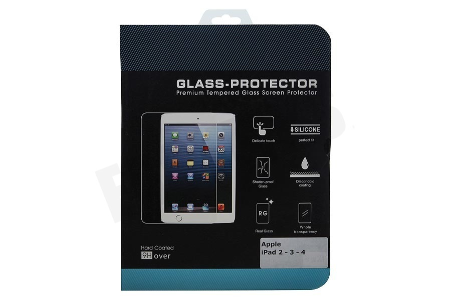 Spez  Screen Protector Glazen screenprotector