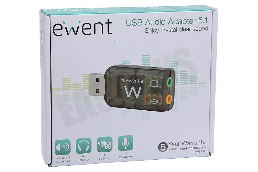 Ewent  Adapter USB Audioblaster